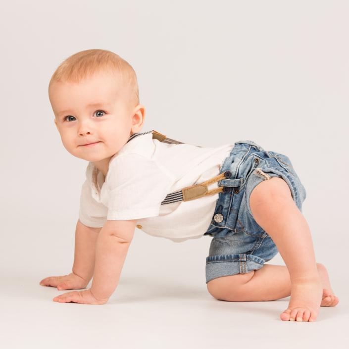 babyfoto i fotostudio